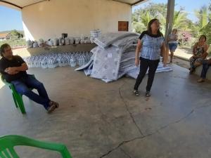 Condeúba: Vítimas de rompimento de barragem, moradores do Baixão recebem mais de R$ 100 mil em assistência