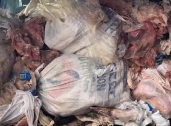 VITÓRIA DA CONQUISTA: Vigilância apreende meia tonelada de carne imprópria para consumo